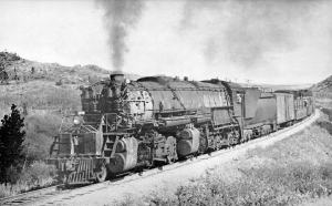 GN 2048 R-2 class 2-8-8-2 -- 063013